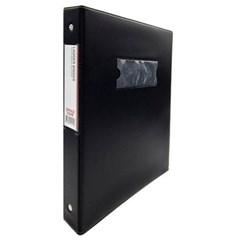 오피스존 BG4H3 고주파 사다리 바인더 A4 3cm 흑색