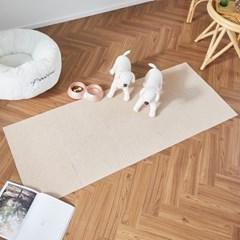 [모던하우스] 펫본 강아지 미끄럼 방지매트 베이지 10P세트