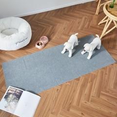 [모던하우스] 펫본 강아지 미끄럼 방지매트 그레이 10P세트