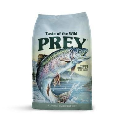토우 프레이(PREY) 송어 독 3.63kg 전연령견 사료