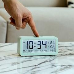 오리엔트 OWC시계 OTM1645DM 이지라이프 올인원 LCD 디지털탁상시계