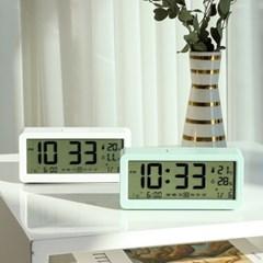 오리엔트 OWC시계 OTM1645 이지라이프 올인원 LCD 디지털탁상시계