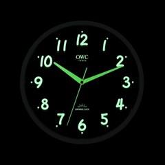 오리엔트 OWC시계 OTM915LW 루미너스 야광숫자 인테리어벽시계