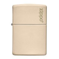 ZIPPO 라이터 49453ZL Classic Flat Sand Zippo Logo_(2774764)
