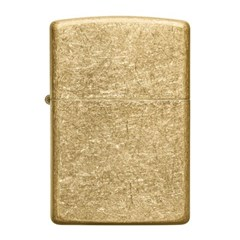 ZIPPO 라이터 49477 Tumbled Brass_(2774757)
