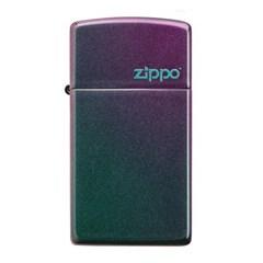 ZIPPO 라이터 49267ZL Slim® Iridescent Zippo Logo_(2774755)