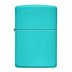 ZIPPO 라이터 49454 Classic Flat Turquoise_(2774753)