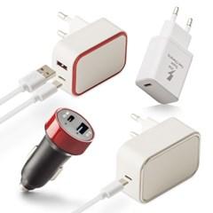 플라이토 PD 고속충전기 휴대폰 듀얼 멀티급속충전기