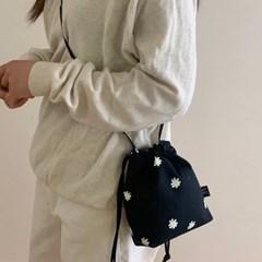 miniflower string cross bag