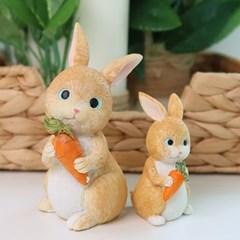 당근 토끼 2size