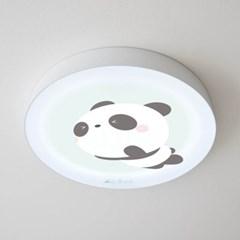 LED 에버랜드 아기판다 푸바오 키즈방등 50W(C타입)