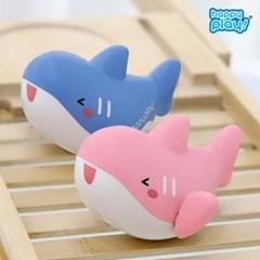 [1+1+1]해피플레이 헤엄치는 아기상어 핑크,블루_(2573226)