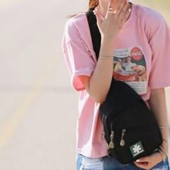 힙색 웨이스트백 슬링백 힙팩 가방 크로스백 사선포켓