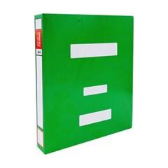 오피스존 OEM 녹색 청스프링 화일 A4 낱개 장식포함 문서화일