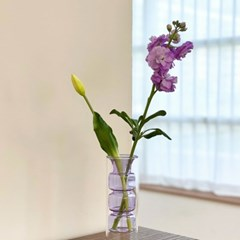 [주말특가] LAZYTHING bubbleglass vase