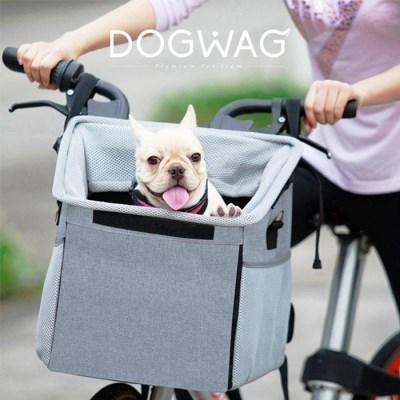 강아지 자전거 바구니 캐리어 이동장 산책가방