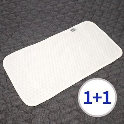 [1+1]에어리스노우 냉감 밴딩 베개 커버 30x60_(2109339)