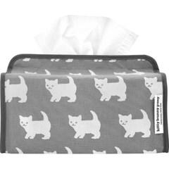 Happy Kitty Tissuebox Cover