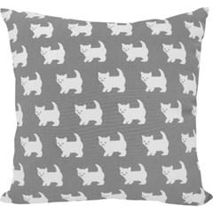 Happy Kitty Cushion