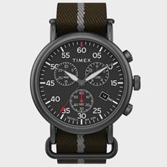 [TIMEX] 타이맥스 TW2T73600 남성 패브릭 손목시계