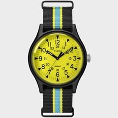 [TIMEX] 타이맥스 TW2T25700 남성 패브릭 손목시계