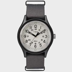 [TIMEX] 타이맥스 TW2T10500 남성 패브릭 손목시계