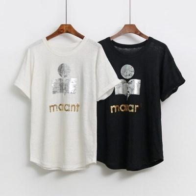 [모어댄베러]마랑 썸머 반팔 티셔츠