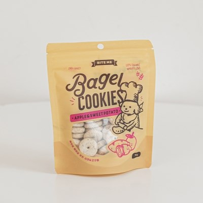 바잇미 베이글 쿠키 - 사과고구마