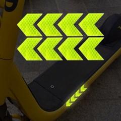 자전거 야간 안전 반사스티커 킥보드 악세사리