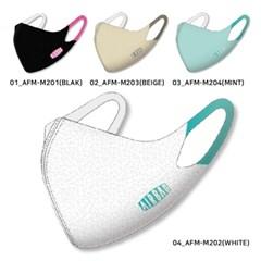 여성 에어백 패션 항균 마스크 4팩 개별포장 세트