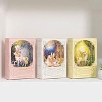 동화책 유니콘 요정 워터볼 오르골 3종