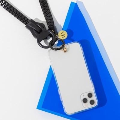 반디 스트랩 케이스 빅지퍼 VS-Z02 아이폰 갤럭시 폰케이스