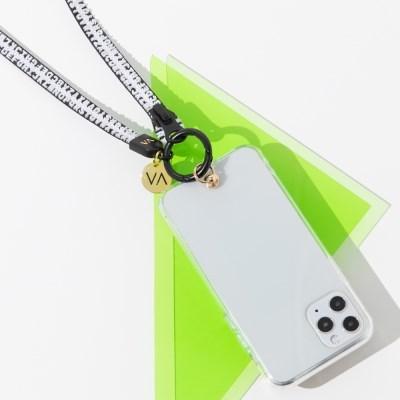 반디 스트랩 케이스 ABC지퍼 VS-Z03 아이폰 갤럭시 폰케이스