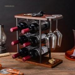 와인랙 와인진열대 원목 와인 거치대
