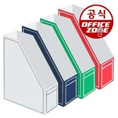 오피스존 OEM 상품 A4 박스화일 라인 파일박스 책꽂이 서류