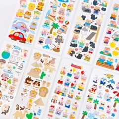 RoomRoom seal stickers 73-80