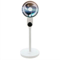 [토네이도] LCD화면 리모컨 공기순환 에어 써큘레이터 QMNF-R5000B