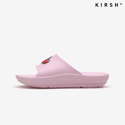 [키르시] KIRSH SLIPER 슬리퍼 슬라이드 핑크 분홍 (KIR02_PINK)