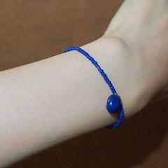 blue_lapis_br 라피스라줄리 원석팔찌