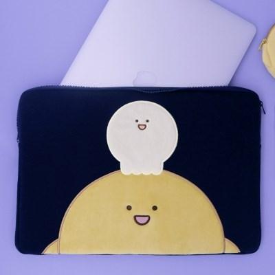 도우도우 13/15인치 노트북 파우치 (2color)