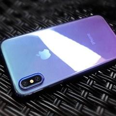 그라데이션 TPU 투톤 젤리 아이폰 갤럭시