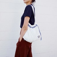 Pouch Bag (BLUE CHECK)