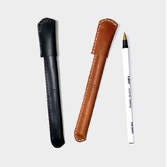 [주문제작]가죽 펜커버 Buttero Leather (무료각인)