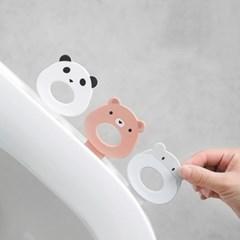 변기손잡이 뚜껑 위생 커버 화장실 BI-5726 커틀_(3451829)