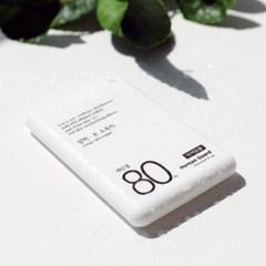 스프레이 손소독제 17ml x 1개 (흰색, 에탄올 80%)