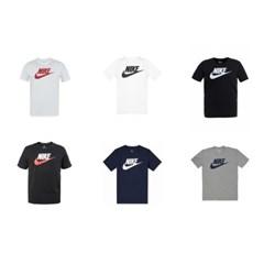 [1+1][한정판매]나이키 남여공용 futuraicon 티셔츠 696707 기획
