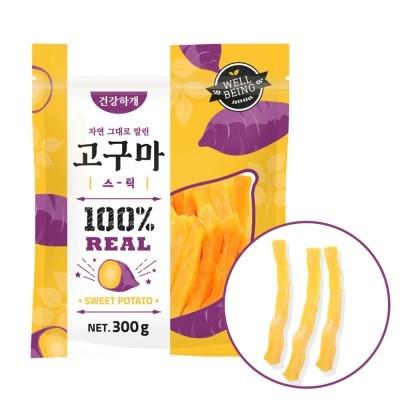 Dr.Sheem 건강하개 고구마스틱 300g 단품