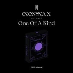 몬스타엑스(MONSTA X) - 미니 앨범 [One Of A Kind](키노키트)