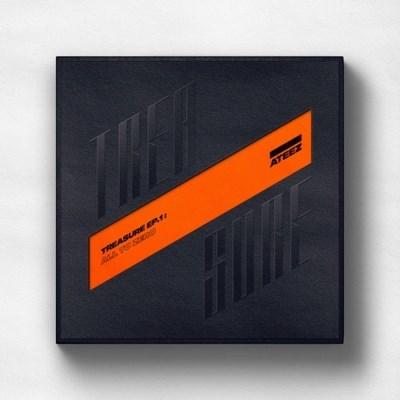 에이티즈 (ATEEZ) - 미니 1집 앨범 [TREASURE EP.1 : All To Zero]