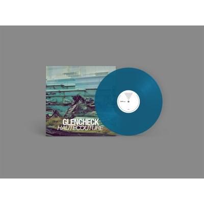 글렌체크(Glen Check) [HAUTE COUTURE] 투명블루컬러반1LP